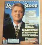 Rolling Stone-september 17, 1992-bill Clinton
