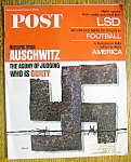 Saturday Evening Post Magazine-october 22, 1966