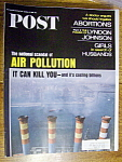 Saturday Evening Post Magazine-october 8, 1966