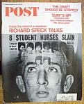 Saturday Evening Post Magazine-july 1, 1967-r. Speck
