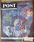 Saturday Evening Post Magazine - June 15, 1963 - Doctor