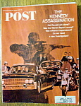Saturday Evening Post Magazine-january 14, 1967-kennedy