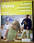 Saturday Evening Post Magazine-may 21, 1966-drugs