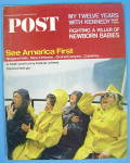Saturday Evening Post Magazine-august 28, 1965-america