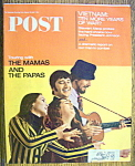 Saturday Evening Post Magazine-march 25, 1967-vietnam