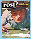 Saturday Evening Post Magazine - Nov 9, 1963 - Bob Hope