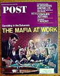 Saturday Evening Post Magazine-february 25, 1967-mafia