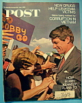 Saturday Evening Post Magazine - June 1, 1968 - Kennedy