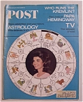 Saturday Evening Post Magazine - March 26, 1966
