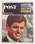 Saturday Evening Post Magazine - June 5, 1965 - Kennedy