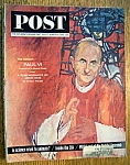 Saturday Evening Post Magazine - July 27-august 3, 1963