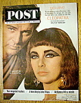 Saturday Evening Post Magazine - June 1, 1963