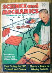 Science And Mechanics Magazine-april 1953-wrought Iron