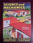 Science And Mechanics Magazine - October 1952