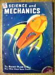 Science & Mechanics June 1944 Rocket Plane