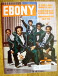 Ebony Magazine-july 1975-the Temptations