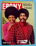 Ebony Magazine-february 1973-the Afro
