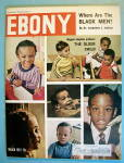 Ebony Magazine-march 1972-adoption: The Older Child