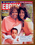 Ebony Magazine - May 1995 - Whitney & Cissy Houston