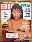 Ebony Magazine - August 1998 - Brandy