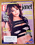 Ebony Magazine - November 2001 - Janet Jackson