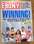 Ebony Magazine - August 1992 - Winning