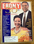 Ebony Magazine - November 1995 - Colin Powell
