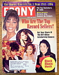 Ebony Magazine - June 1996 - Top Record Sellers