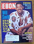 Ebony Magazine - August 1996 - Will Smith