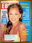 Ebony Magazine - October 1997 - Vanessa L. Williams