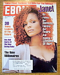 Ebony Magazine - December 1997 - Janet Jackson