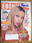 Ebony Magazine - January 1998 - Mary J. Blige
