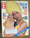 Ebony Magazine - July 1998 - Erykah Badu