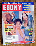 Ebony Magazine - March 2002 - Women Stars Hit Awards