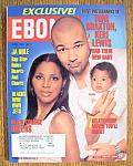 Ebony Magazine - April 2002 - Toni Braxton & Keri Lewis