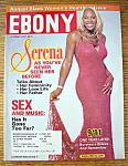 Ebony Magazine - October 2002 - Serena