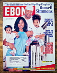 Ebony Magazine - July 2003 - Russell Simmons
