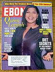 Ebony Magazine - November 1999 - Queen Latifah