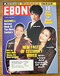 Ebony Magazine - March 2000 - Celebrity Wives