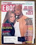 Ebony Magazine - December 2003 - My Wife And Kids