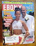 Ebony Magazine - October 2000 - Tom & Donna