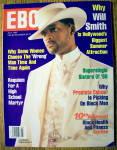 Ebony Magazine-july 1999-will Smith