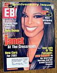 Ebony Magazine - November 2000 - Janet Jackson