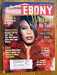 Ebony Magazine - September 1999 - Whitney Houston