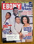 Ebony Magazine - July 2000 - Brian Mcknight
