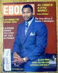 Ebony Magazine-september 1982-larry Holmes