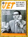 Jet Magazine May 21, 1970 Dr. Clifton Wharton