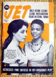 Jet Magazine April 5, 1962 Ellen Holly & Cicely Tyson