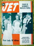 Jet Magazine May 24, 1962 First Lady Of Africa