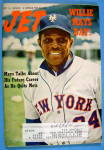Jet Magazine October 11, 1973 Baseball Willie Mays Day